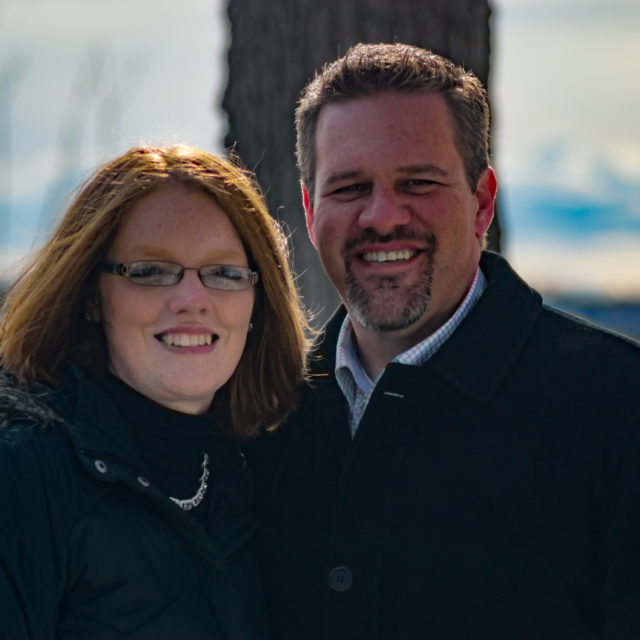 Pastor Matt and Rebecca Sharpe