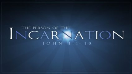 #1 The Person of the Incarnation