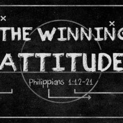 #3 The Winning Attitude