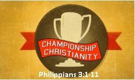 Championship Christianity