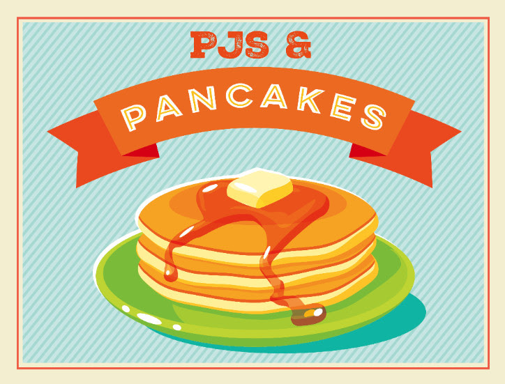 Pancake & Pajama Night at AWANA