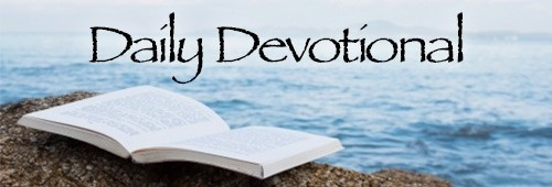 Daily Devotional March 26, 2020