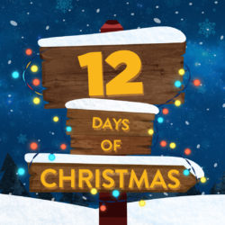 """Day 11"" of our 12 Days of Christmas Devotional"