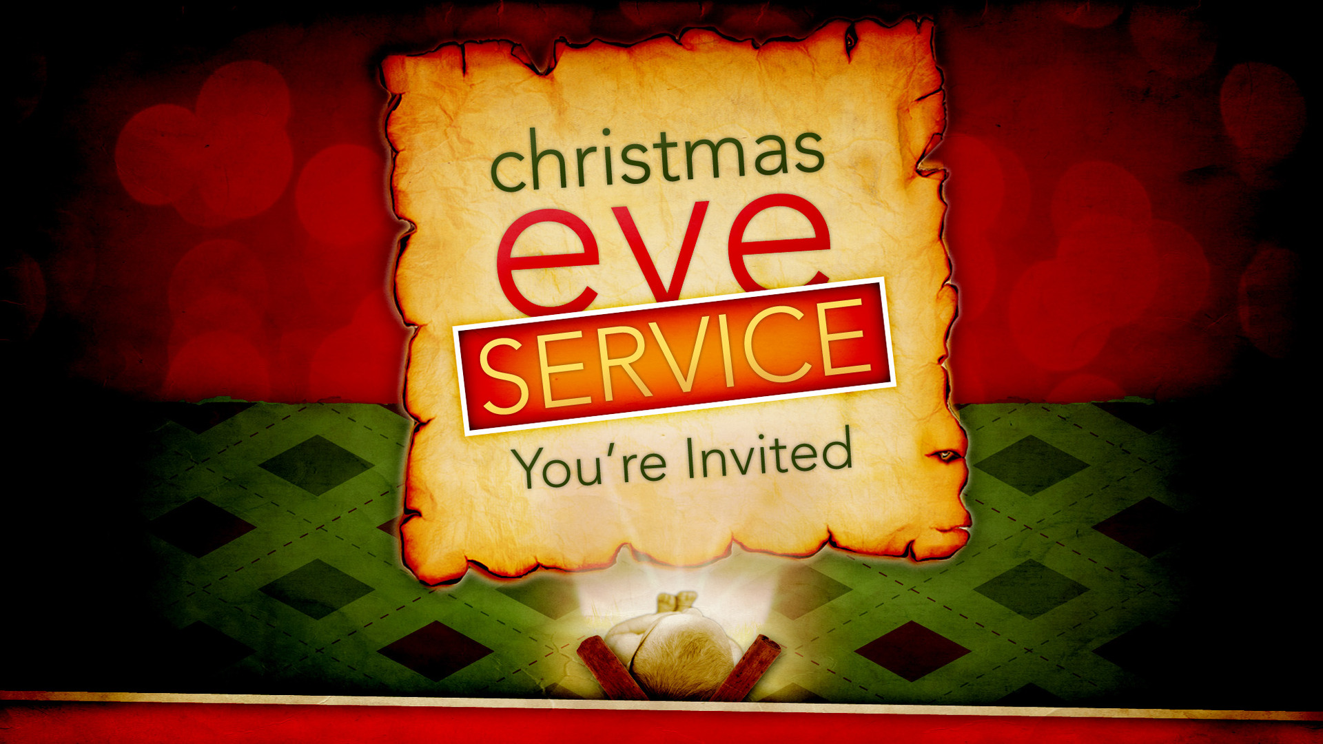 Christmas Eve Online Worship Service