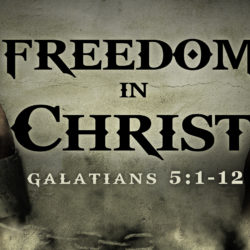 #15 of the Galatians Series