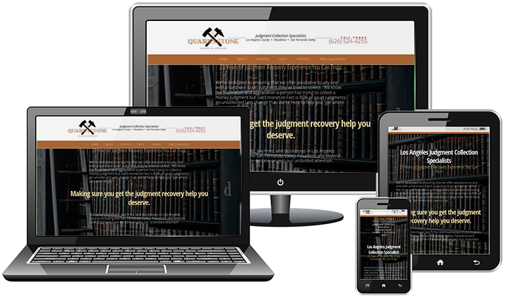 Quarrystone Financial - Website