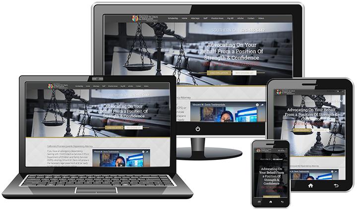 Vincent W. Davis - Website