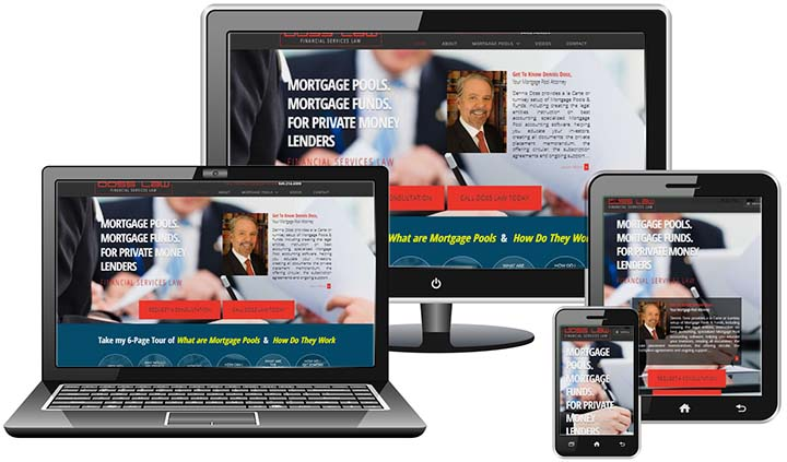 Doss Law Website