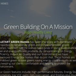 NuStart Green Homes