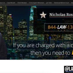 Law Office Of Nicholas Rosenberg