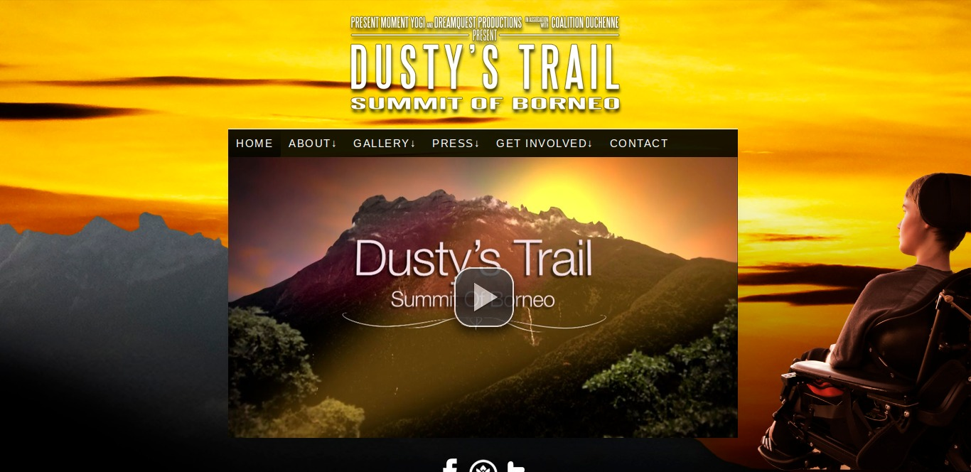Dusty's Trail; Summit Of Borneo