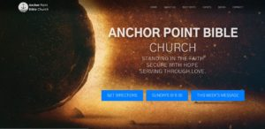 Anchor Point Bible Church Of Muskegon - Church Web Design